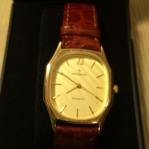 Peugeot womens octogan faced watch   (040)